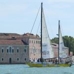 Partenza da Venezia
