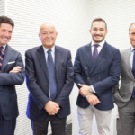 Matteo Marzotto, Lorenzo Cagnoni. Mauro Grandi, Corrado Facco