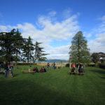Il parco di Villa Favorita