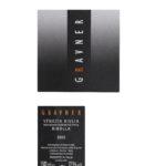 Etichetta ribolla 2003 riserva magnum_1490