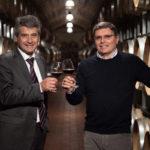 Luigi Turco (presidente) e Luca Degani (direttore)