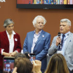 Sabina Cantarelli, Yvers Zier, Renzo Peretto