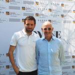 Angelo Lella (UNST) e Luciano Piona
