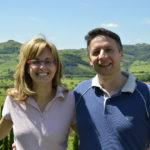 Anna Maria Dal Bosco e Gianni Tessari