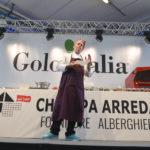 Ernst Knam a Golositalia 2017 - Domenica 26 febbraio 2017