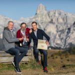 Willi Stürz, Norbert Niederkofler, Wolfgang Klotz