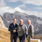 Wolfgang Klotz, Willi Stürz, Leo Tiefenthaler