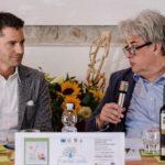 Andrea Bertazzi e Luigi Caricato | Convegno Olio Garda DOP