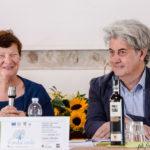 Gabriella Stansfield e Luigi Caricato | Convegno Olio Garda DOP