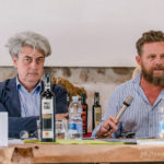 Luigi Caricato e Matteo Felter | Convegno Olio Garda DOP