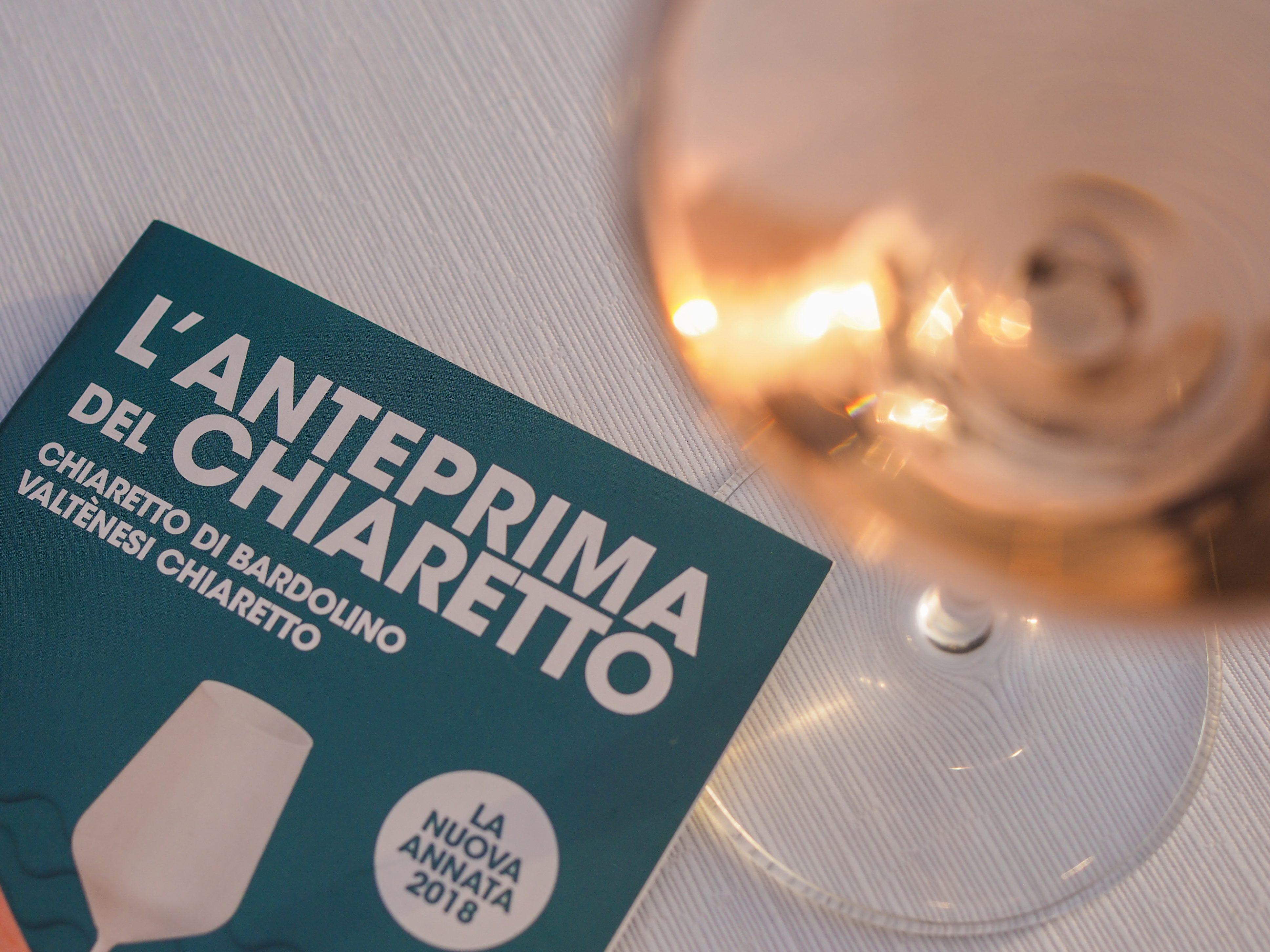 Anteprima Chiaretto 2019