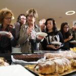 Merenda con i dolci della regione Lombardia