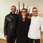 Mauro Buffo, Angela Maculan, Simone Gottardello