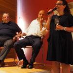 Angela Maculan, Romano Dal Forno e Fausto MAculan