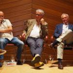 Giovanni Gregoletto, Mattia Vezzola e Primo Franco