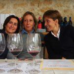 Anna Paola, Marcella e Carolina de'Besi