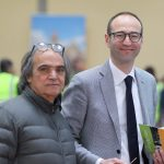 Davide Paolini e Federico Caner (foto Vettorato)