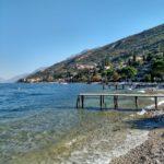 Garda Lake shores
