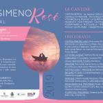 rosè TRASIMENO 2019