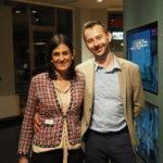 Antonella Corda e  Christian Puecher