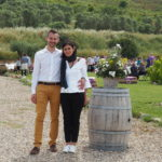 Cristian Puecher e Antonella Corda