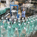 TORREBELVICINO Fonte Margherita Acqua a riclo di vetro ecososten