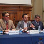 Massimo M. Lucidi, Mauro Grandi e Emilio Del Bono