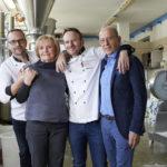 Andrea, Maria, Lorenzo e Giuliano Filippi